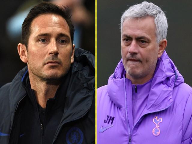 """Nhận định bóng đá Tottenham – Chelsea: Sức cùng lực kiệt, Mourinho """"buông"""" cho Lampard?"""
