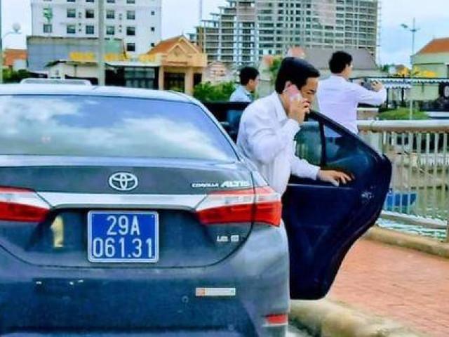 Thứ trưởng Nguyễn Đình Toàn lên tiếng về đoàn xe biển xanh dừng trên cầu Nhật Lệ