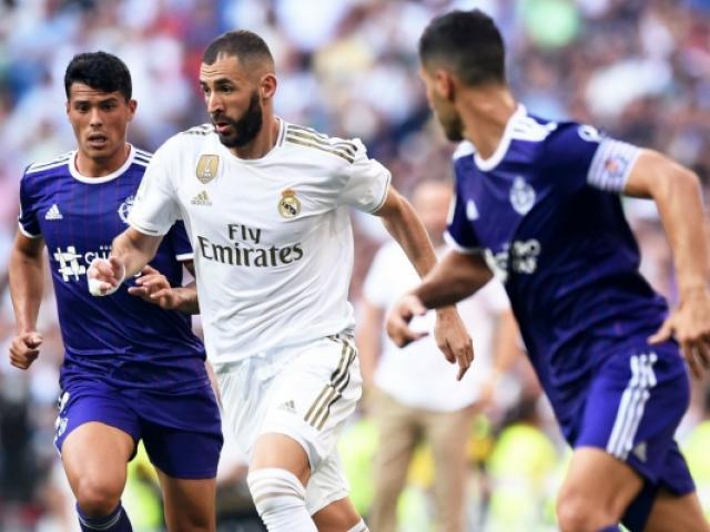 """Nhận định bóng đá Real Madrid - Valladolid: Zidane cảnh giác đội của Ronaldo """"béo"""""""
