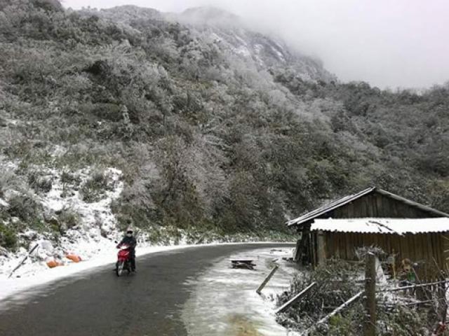 Mùa đông 2020 đến sớm và lạnh kỷ lục, khu vực nào khả năng có tuyết rơi?