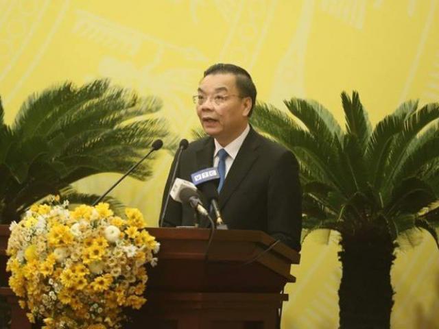 Thủ tướng phê chuẩn kết quả bầu ông Chu Ngọc Anh làm Chủ tịchTP.Hà Nội