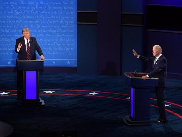 Bầu cử Mỹ: Ông Biden vượt xa ông Trump về số phiếu đại cử tri dự đoán sẽ bầu?