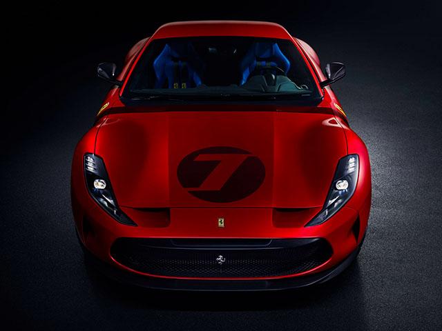 Ngắm siêu phẩm Ferrari Omologata chỉ một chiếc trên toàn thế giới
