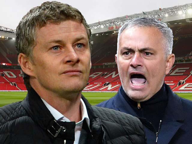 """Solskjaer lại """"võ mồm"""" với Mourinho, thổi lửa đại chiến MU - Tottenham cuối tuần"""