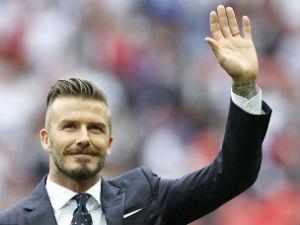 """Beckham đến VN và chứng """"cuồng"""" người nổi tiếng"""