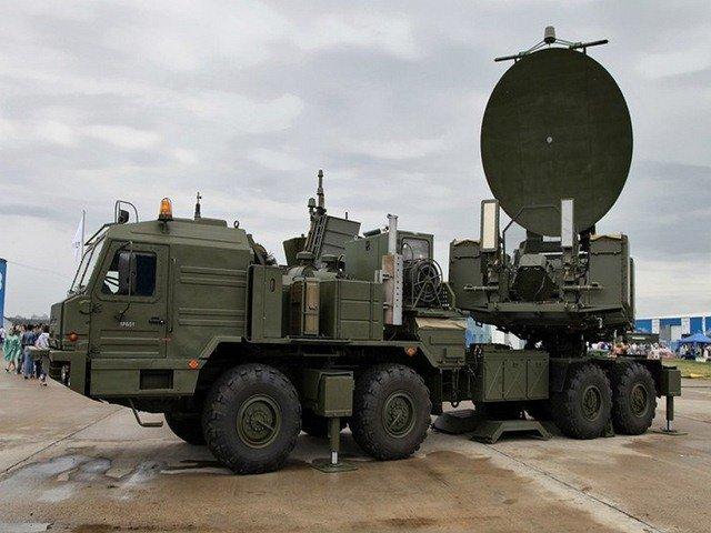 """Mỹ """"muốn khóc"""" vì hệ thống tác chiến điện tử Nga ở Syria"""