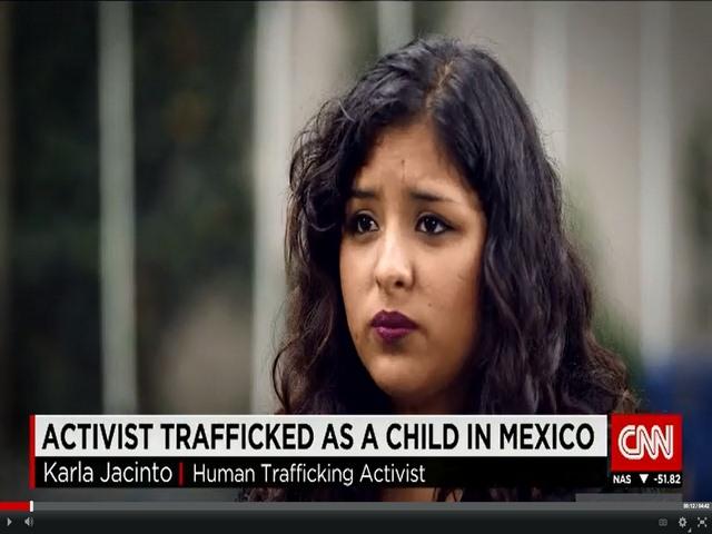 """Chuyện cảm động về cô gái Mexico bị """"hãm hiếp 43.200 lần"""""""