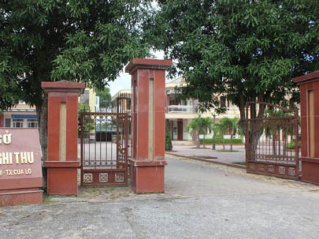 Trưởng phòng giáo dục từ chối luân chuyển làm Bí thư phường