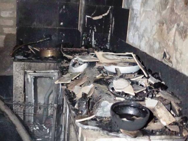 HN: Lửa cháy trong ngôi nhà khóa cửa, cụ bà tử vong
