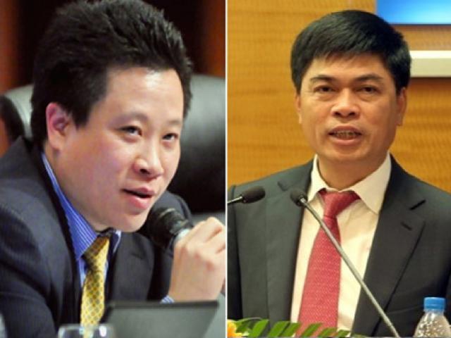 """Cú """"bắt tay"""" trăm tỉ của Hà Văn Thắm và Nguyễn Xuân Sơn"""