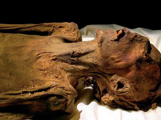 """Bí ẩn """"xác ướp la hét"""" trong hầm mộ hoàng tộc Ai Cập"""