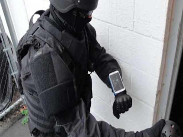 Ứng dụng di động truy lùng tội phạm