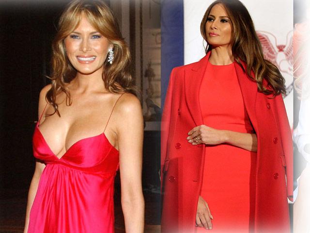 Vợ Donald Trump: Từ mẫu nữ sexy đến phu nhân sang quý