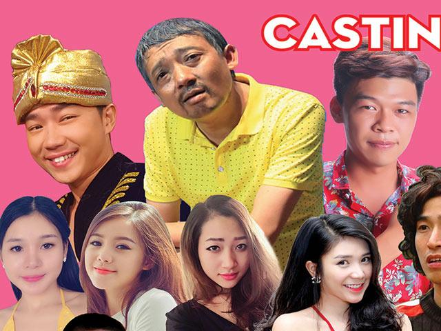 Tin tức giải trí - Minh Tít – Trung Ruồi tham gia casting phim hài Tết 2017