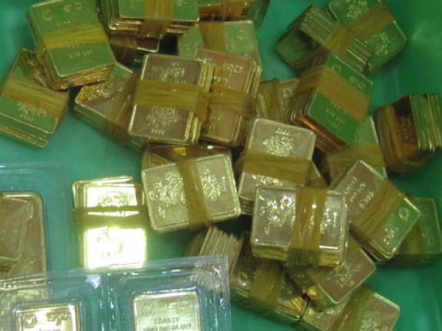 Ngân hàng Nhà nước sẵn sàng can thiệp thị trường vàng