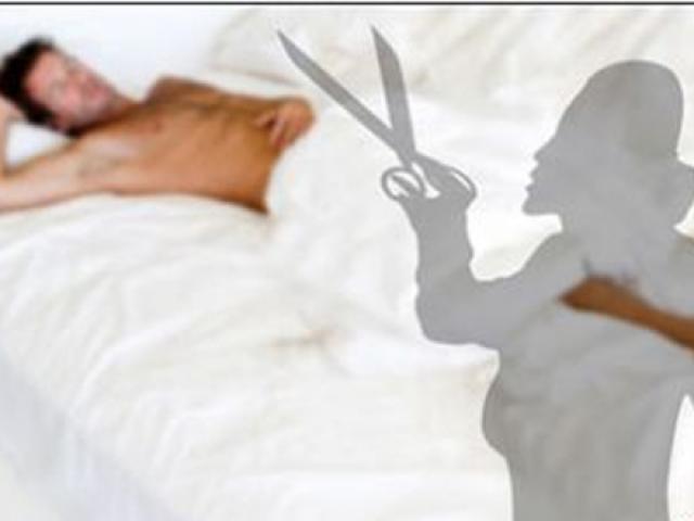 """Hãi hùng những vụ vợ cắt """"của quý"""" của chồng vì ghen"""
