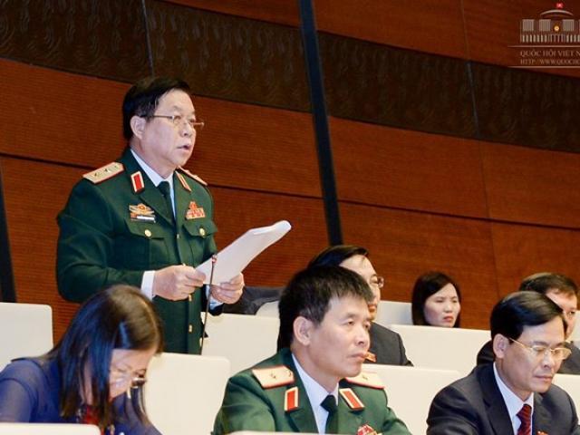 Bộ Quốc phòng sẽ xem xét kỷ luật tướng Hoàng Công Hàm