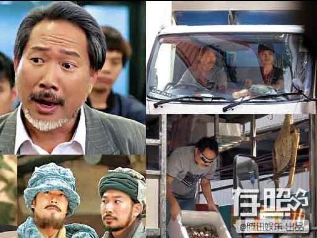 Hết thời, diễn viên TVB phải bán cá, lái xe để mưu sinh