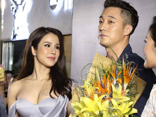 So Ji Sub bị đồn bỏ về giữa sự kiện, Diệp Lâm Anh nói gì?