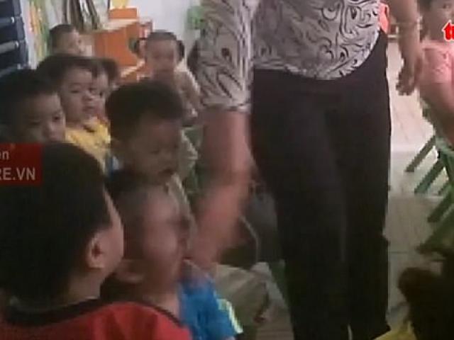 Báo Tây viết về vụ bạo hành ở trường mẫu giáo Mầm Xanh