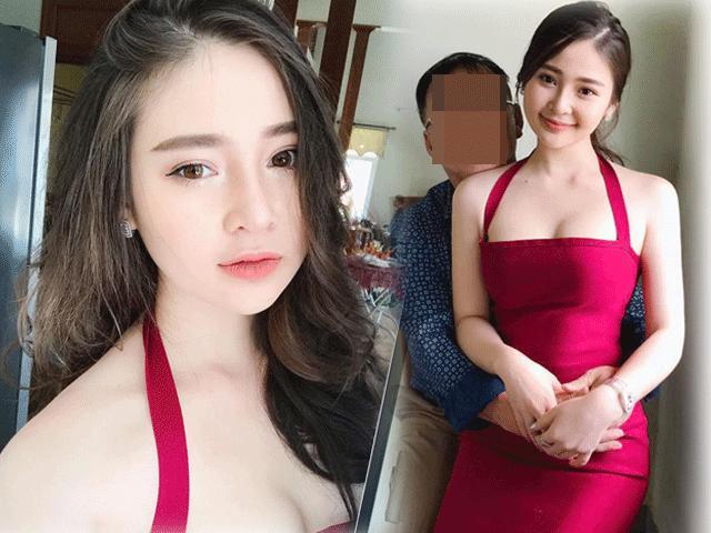 Vẻ đẹp siêu nóng bỏng của nữ sinh Đà Nẵng bị đồn cặp kè đại gia già