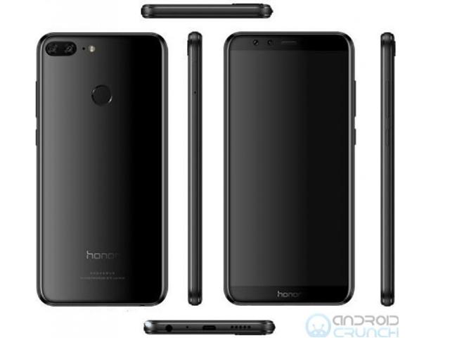Huawei Honor 9 Lite có camera kép, giá 6,8 triệu đồng
