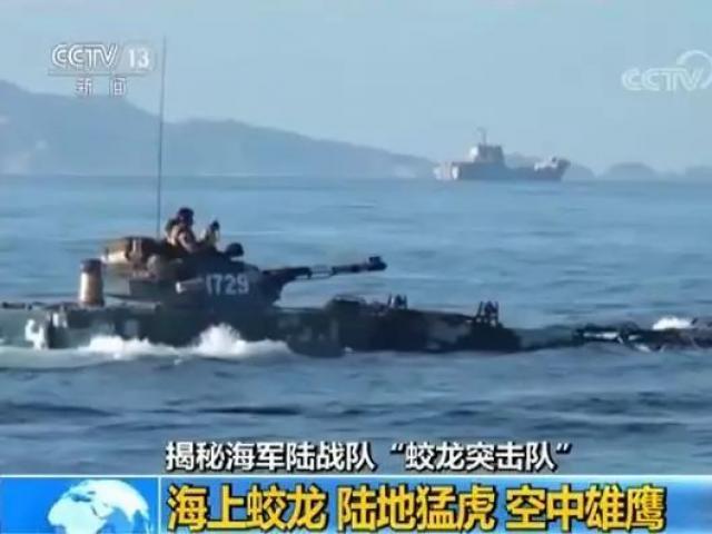 Lực lượng đặc biệt bí mật của quân đội Trung Quốc