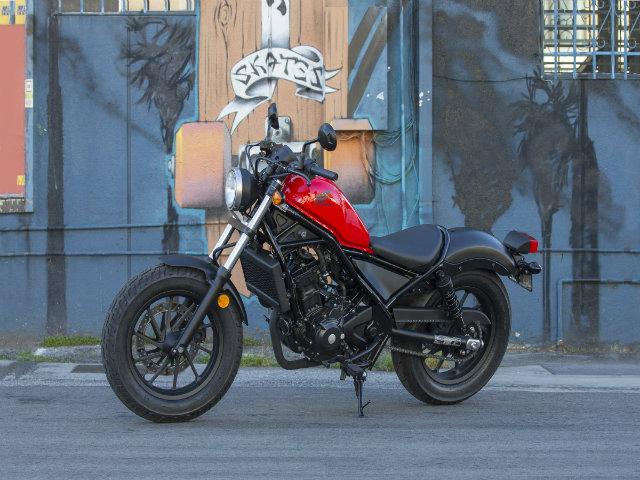 Honda sắp tung xế hành trình tốt nhất Rebel 300 ra Việt Nam