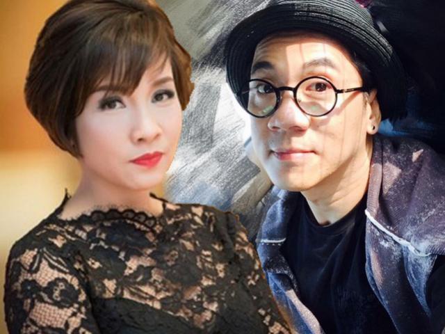 NSƯT Thành Lộc bất bình khi bị gán việc lên án ca sĩ Mỹ Linh
