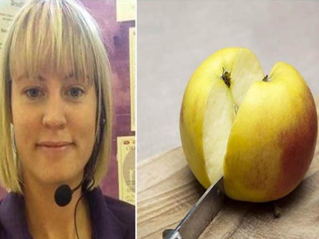 Giáo viên đã cho HS bài học nhớ đời về việc bắt nạt chỉ với 2 quả táo