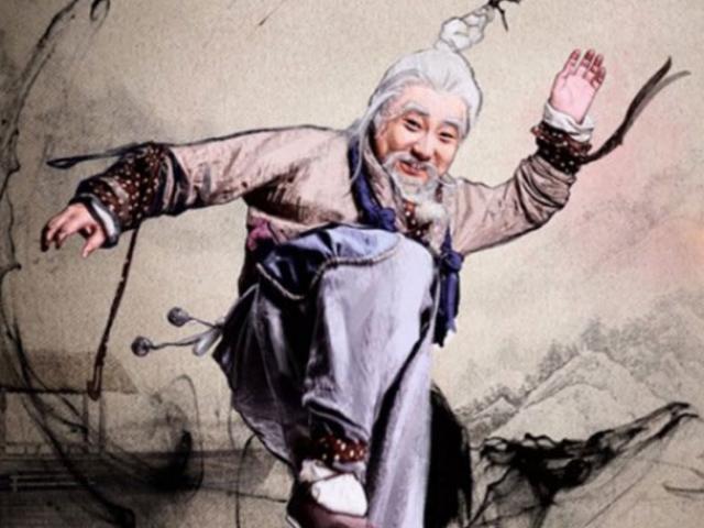 Bí kíp độc nhất vô nhị võ Kim Dung: Phân thân biến ảo cao thủ đầu hàng