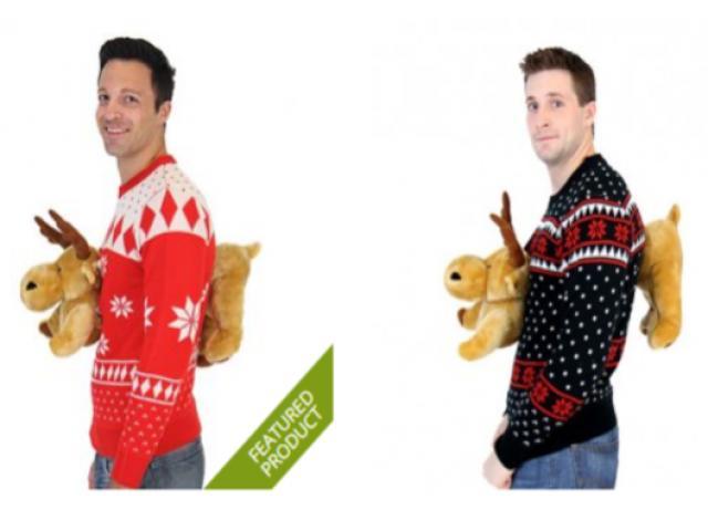 Thu về hơn 100 tỷ đồng mỗi năm nhờ bán áo Giáng sinh xấu xí