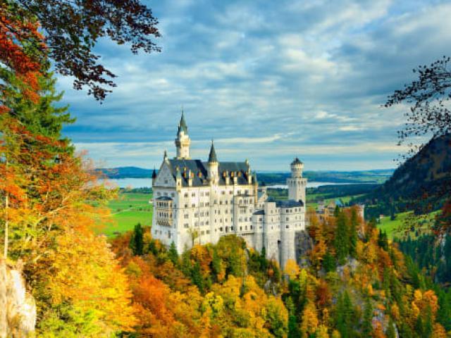 Lâu đài châu Á lọt top đẹp nhất thế giới nằm ở đâu?