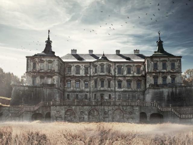 Những bức ảnh hiếm hoi của các cung điện bị bỏ hoang trên khắp thế giới