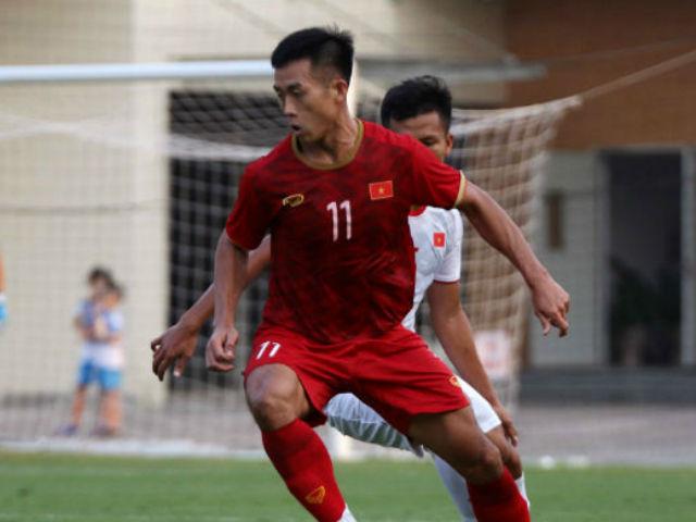 ĐT Việt Nam tái đấu đàn em U22 VN: Rượt đuổi 4 bàn siêu hấp dẫn
