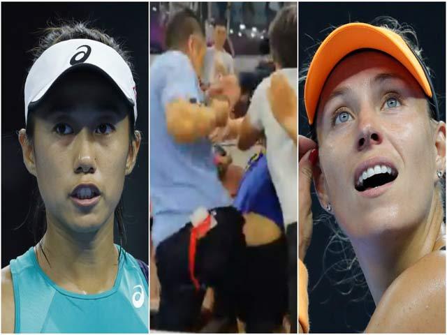 Tin thể thao HOT 3/10: CĐV Trung Quốc loạn đả tại giải quần vợt toàn SAO khủng