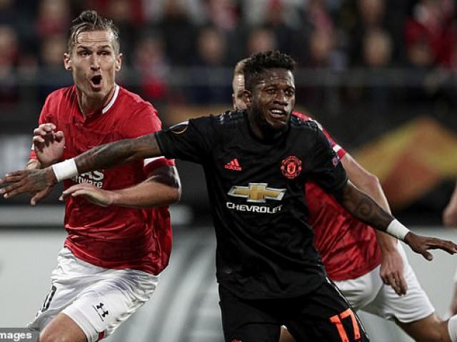 Kết quả bóng đá Europa League, AZ Alkmaar - MU: Căng thẳng khó ngờ, sóng gió cuối trận