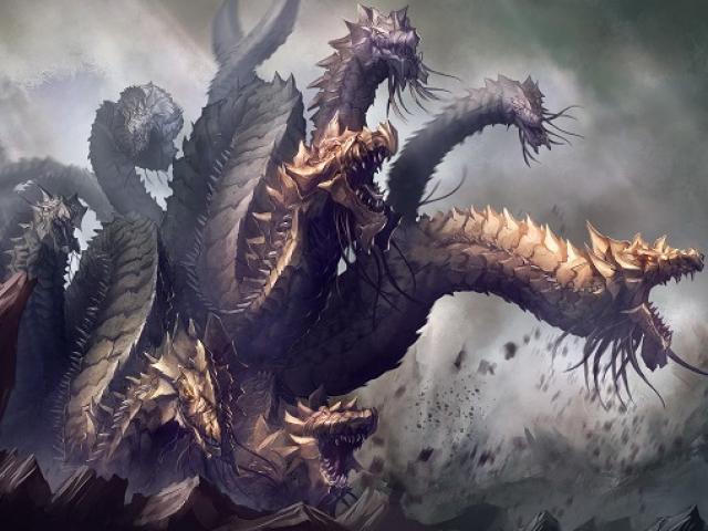 Top 5 thuỷ quái đáng sợ nhất trong thần thoại