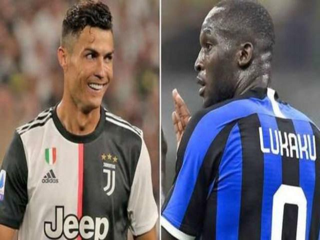 "Inter Milan – Juventus: ""Nhà vua"" run rẩy, Lukaku quyết đấu Ronaldo"