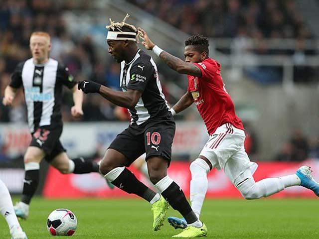 Trực tiếp bóng đá Newcastle - MU: Những nỗ lực vô vọng (Hết giờ)