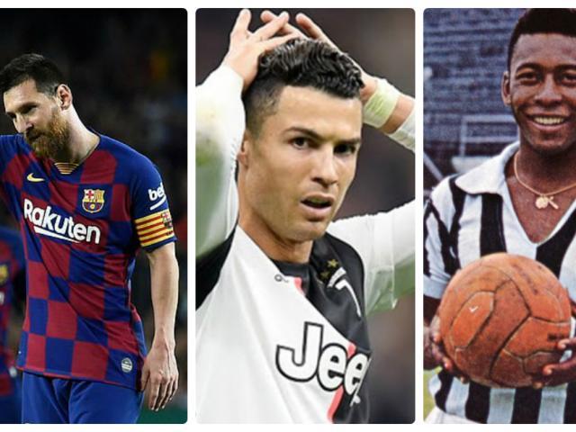 Messi lập kỷ lục La Liga: Đua Ronaldo bóng Vàng, săn kỳ tích như Pele