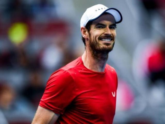 Thượng Hải Masters ngày 1: Murray đi tiếp, lộ đối thủ Federer - Djokovic