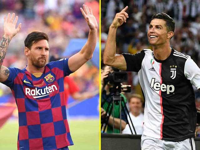 """Messi lại cho Ronaldo """"hít khói"""": Kỷ lục 37 bàn trước 1 đối thủ bao giờ phá nổi"""