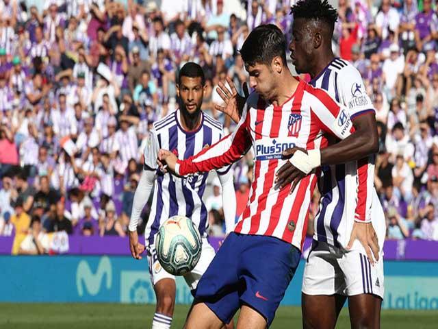 Video highlight trận Valladolid - Atletico Madrid: 90 phút kịch chiến, cay đắng kết quả