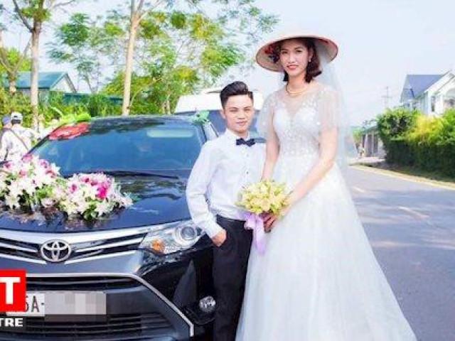 Thực hư đám cưới của chú rể 1,4 m với cô dâu 1,94m ở Hải Phòng