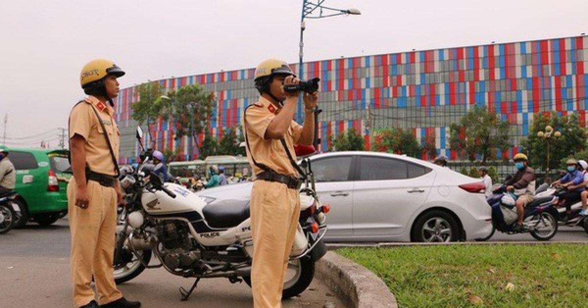 Cục trưởng CSGT: Người dân muốn ghi âm, ghi hình CSGT phải giữ khoảng cách nhất định