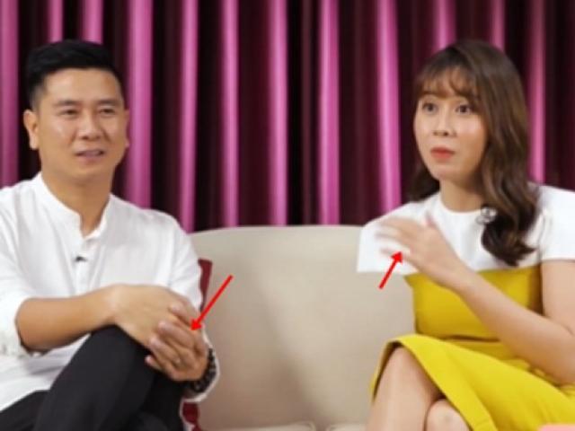 Lưu Hương Giang, Hồ Hoài Anh bị phát hiện không đeo nhẫn cưới