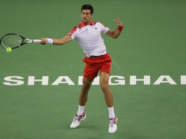 Trực tiếp tennis Thượng Hải Masters ngày 3: Federer gọi, Djokovic trả lời