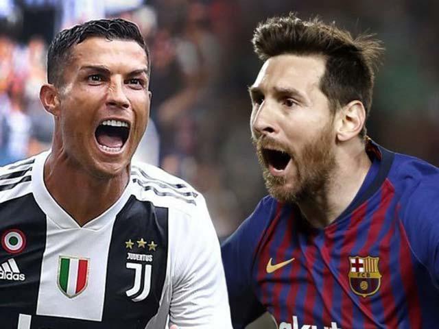 Đua ghi bàn nhiều nhất năm 2019: Ronaldo mất hút, Messi chỉ là số 2