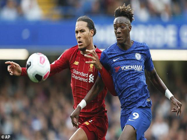 """Tin HOT bóng đá tối 9/10: Sát thủ Chelsea gọiVan Dijk là""""mãnh thú"""""""